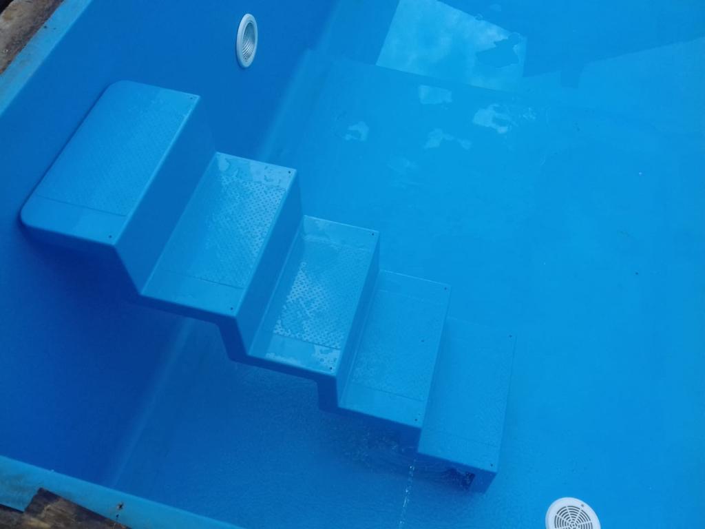 Stepenice za bazen
